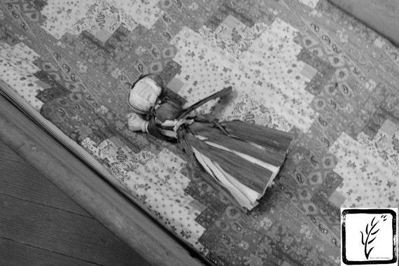 """""""Her Doll,"""" Conklin House, Huntington, New York, 2015."""