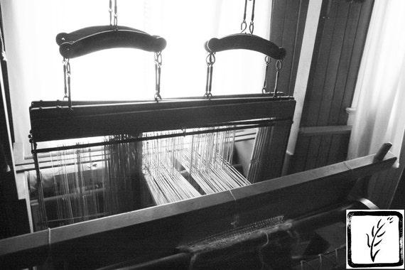 """""""The Loom,"""" Conklin House, Huntington New York, 2015."""