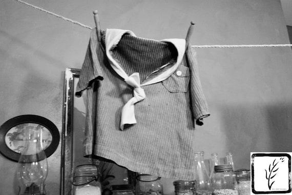 """""""His Shirt,"""" Tenement Museum, New York, New York, 2015."""