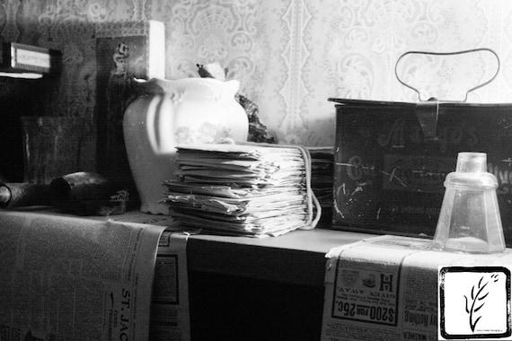 """Mail from Home,"" Tenement Museum, Manhattan, New York, 2015."