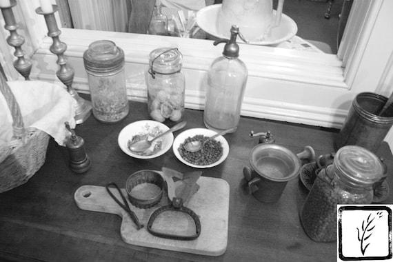 """Tenement Cooking,"" Tenement Museum, New York, New York, 2015."