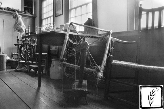 """""""Spinning Wheel,"""" Conklin House, Huntington NY, 2015."""