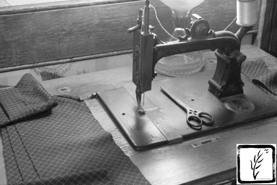 """""""Seamstresses and Tailors,"""" Tenement Museum, New York, New York, 2015."""