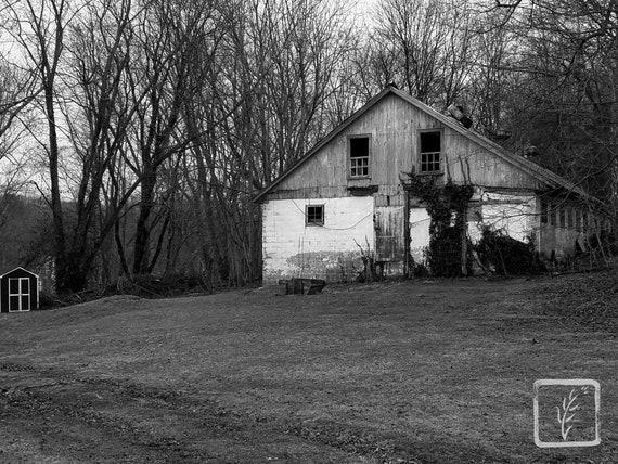 """Village Barn,"" Huntington, New York, 2017."