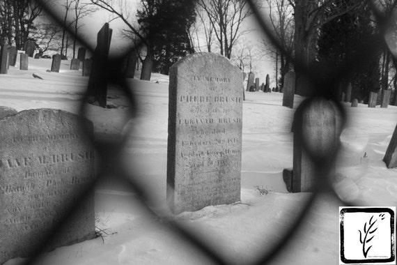 """Phebe Brush,"" Old Huntington Burying Ground, Huntington, New York, 2017."