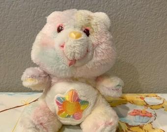 Vintage 80's Mini True Heart Care Bear