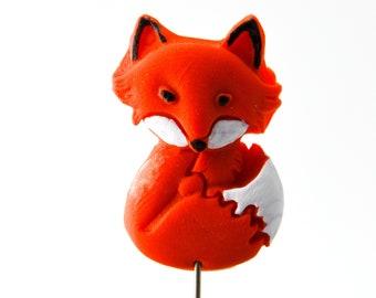 Fox Pin Topper