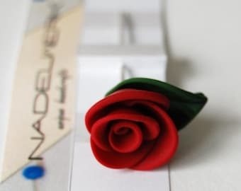Rose Pin Topper straight pin