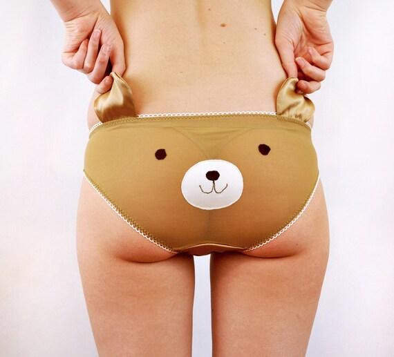 Teddy Bear Panties