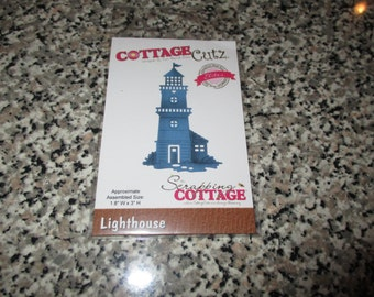 Cottage Cutz, Lighthouse Die