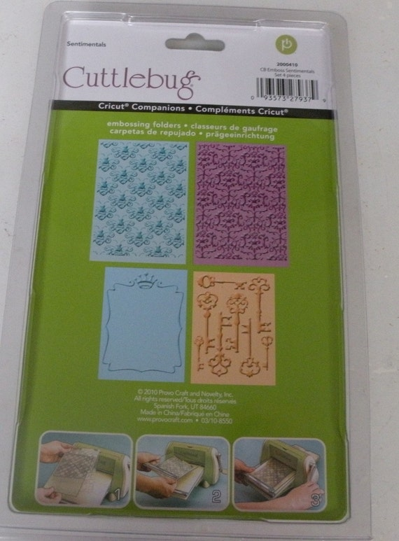 Darice Embossing Folders Lot Of 35 Different New Packs