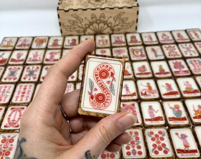 Tarot Tiles