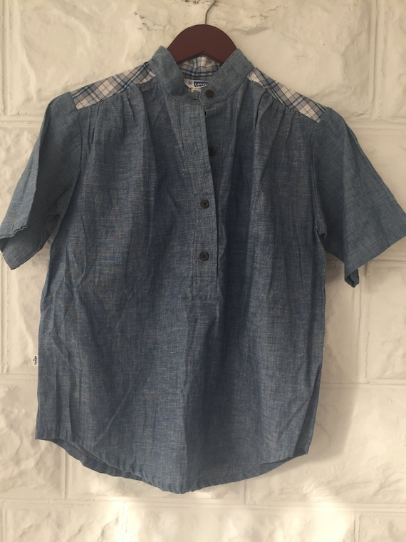Women's Vintage LEVIS Western COWGIRL Shirt in new