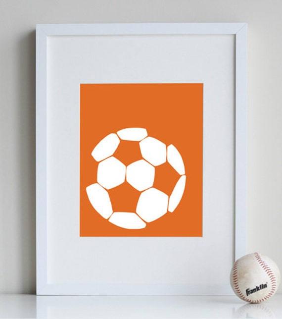 soccer artwork sports room decor soccer ball art soccer art etsy
