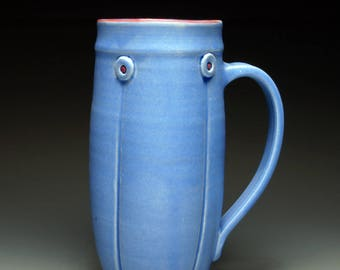 Periwinkle Blue 22 ounce Stein