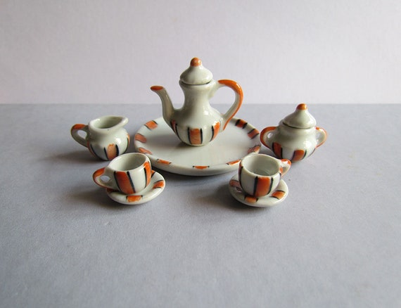 Dollhouse Miniature Ceramic 4x50mm White Plate Tray Dish Kitchenware 10848