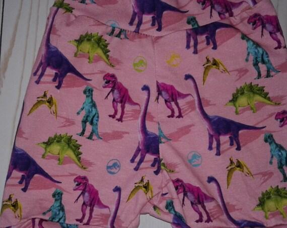 Dinosaurs Bummies, Cotton knit Shorties, Baby Bummies, Toddler Bummies,