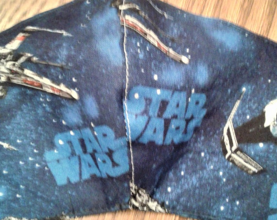 Face Masks, Disney Star wars Face Mask  Handmade fabric face mask,Toddler Child and Adult face mask, 2 day shipping, Free shipping