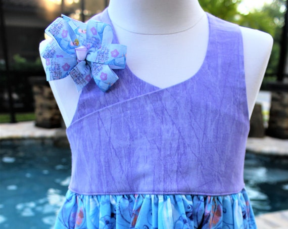 Cinderella Dress Girls Party Dress, Disney Parks, Disney Vacation,Baby Dress, Toddler Dress, Princess Birthday ,Free Shipping