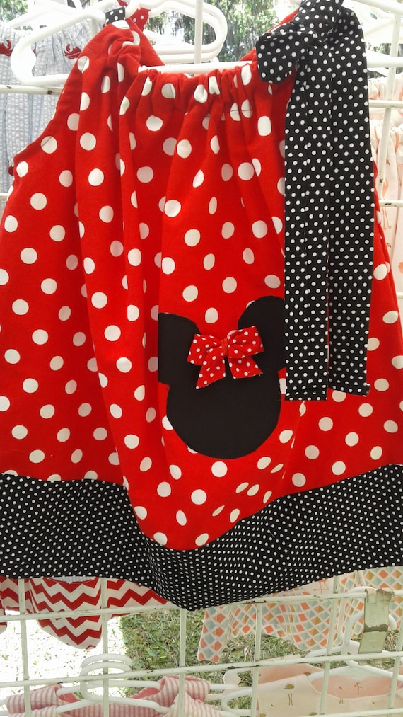 Classic Minnie Mouse Dress, Girls Dress, Minnie Birthday, Disney Baby, Disney Toddler,Disney Parks, Disney Vacation,