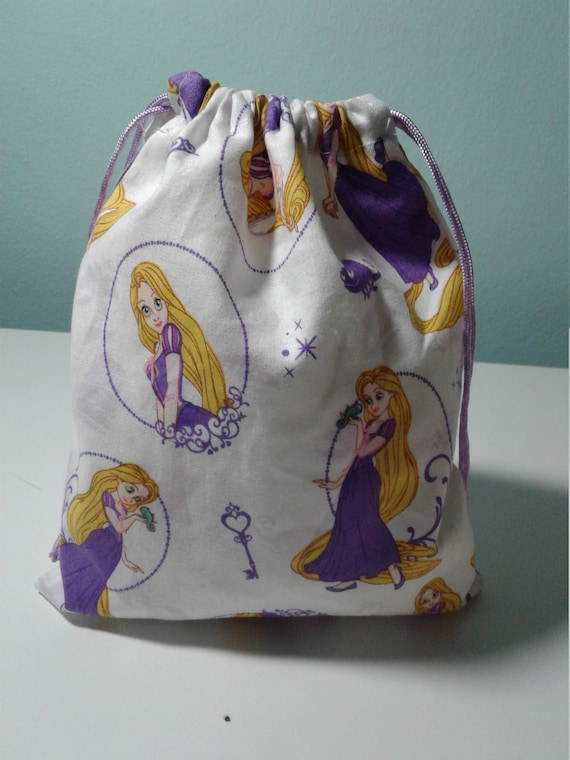 Rapunzel gift bags, Disney Party bags ,Birthday Bags, Treat Bags, Candy Bags, Goody bags, Party supplies, 9x7 bags
