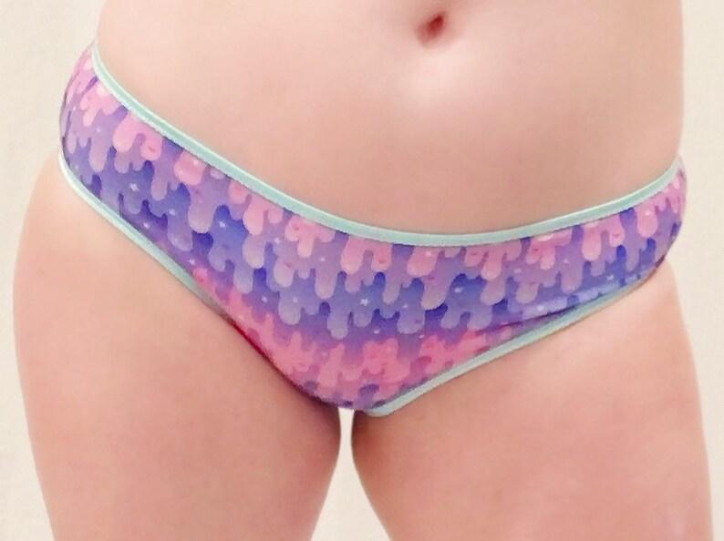 Purple Slime Ooze Underwear