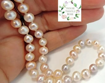 Pearl Restringing Service - Beads Restringing Service - Hand Knotted Service - Jewellery Repair Service - Restore Service