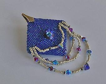 My Blue Pendant