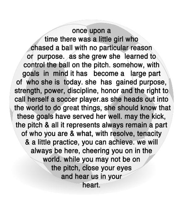 Damen Fußball Gedicht   Etsy  Damen Fußball ...
