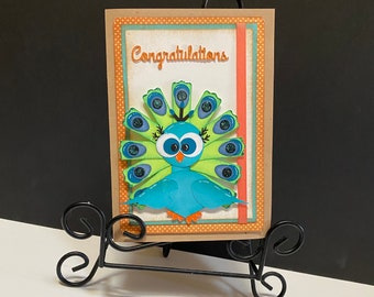 Congratulations Card, Blank Verse Congratulations Card, Thinking of You Card, Congratulations Card with Matching Envelope, Congratulations