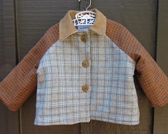 Size 3 Boy Jacket Coat