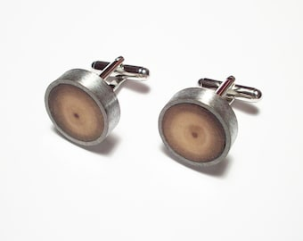 Happy Camper Cufflinks