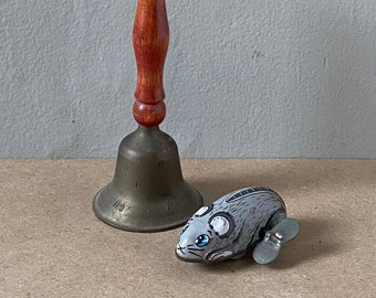 Mouse and Bell