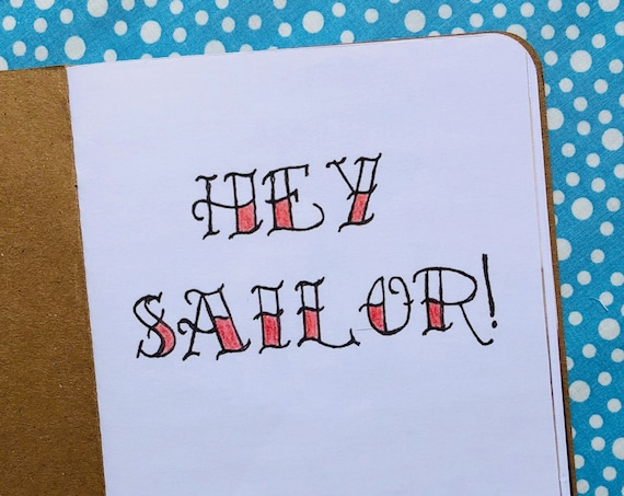 SALE! • Hey Sailor!