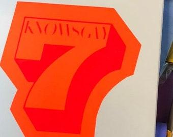 KNOWSGAY No7 / Special Edition