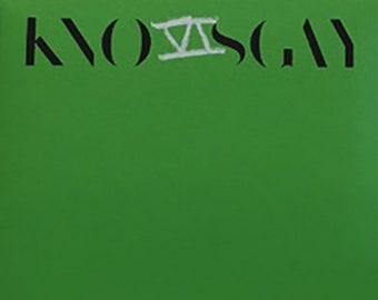 SALE! • Knowsgay No6
