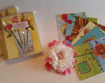 JennyLU Designs Floral Notecard Gift Pack