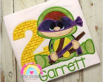 Ninja Birthday Shirt - Ninja Birthday Party- Boys Birthday Shirt - Girls Birthday Shirt - Ninja Birthday Party - Ninja Party