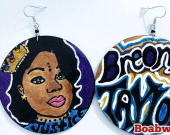 BOABW'S Kween Breonna Earrings