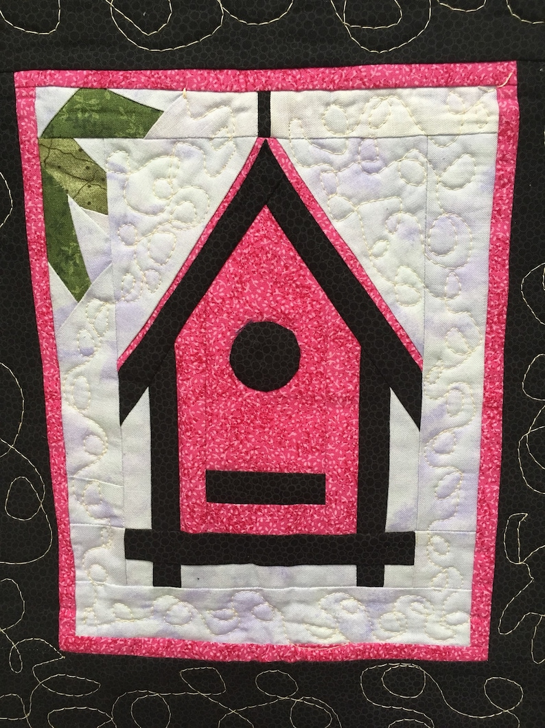 Vintage quilt heirloom quilt signed and dated ready to ship image 0