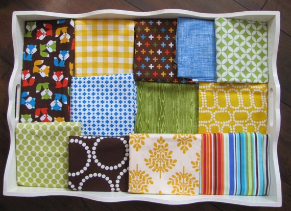 40X56 BOYS Fox Quilt Made to Order