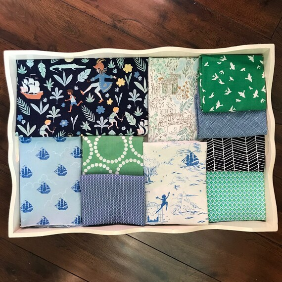 Boy's Peter Pan Quilt Made to Order