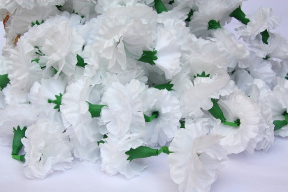 White Marigold Garlands Flower Garland Wedding Flowers Etsy