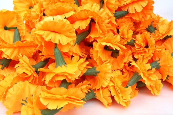 Image result for marigold garland