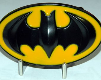 by Canada Buckles Canada Batman Superhero Antique Brass Belt Buckle for Belts Ontario Ships from Cornwall