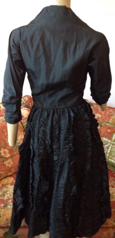 Vintage 1950s Dress. 1950s Ceil Chapman Dress.50s… - image 6