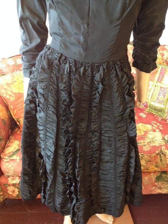 Vintage 1950s Dress. 1950s Ceil Chapman Dress.50s… - image 4