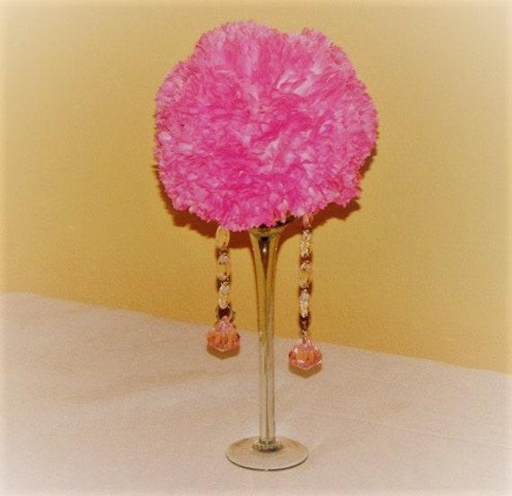 Wedding centerpiece flower balls wedding 5D Topiary   Etsy