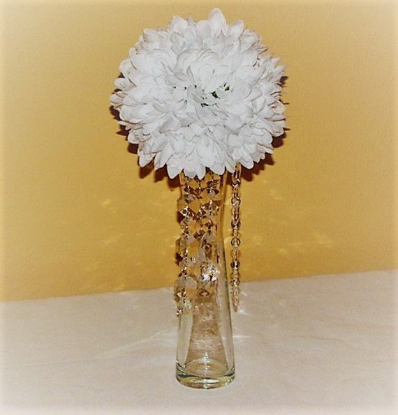 5d wedding pomander ball centerpiece silk flower with mightylinksfo