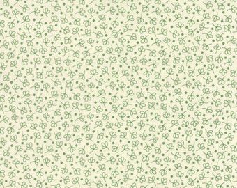 Bread N Butter Green by American Jane for Moda Fabrics- 21696 12, sandy klop fabric, green quilting fabric, american jane fabric